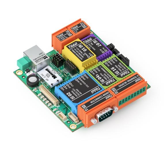 Automat programabil - module intrari/iesiri