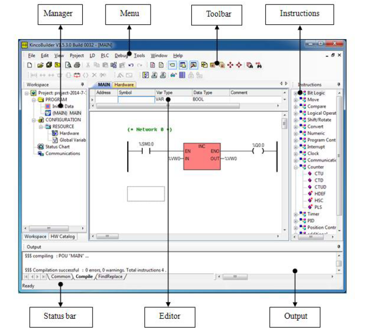 Software Programare Free Ecran Principal