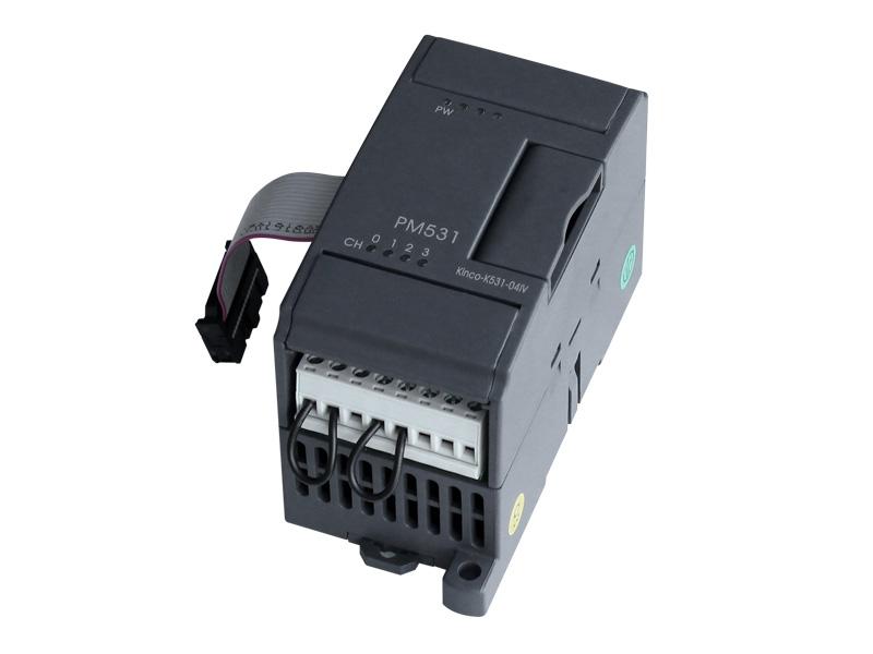 PLC Modul Intrari/Iesiri Analogice 4 Intrari 4-20mA - extensie Automate Programabile