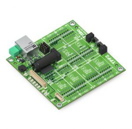 Automat Programabil TPS – placa de baza