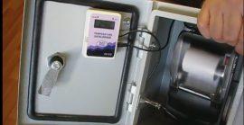 Monitorizare temperatura transport frigorific.