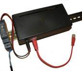 Modul iesiri opt relee cu comanda de la distanta prin Ethernet si Web Server