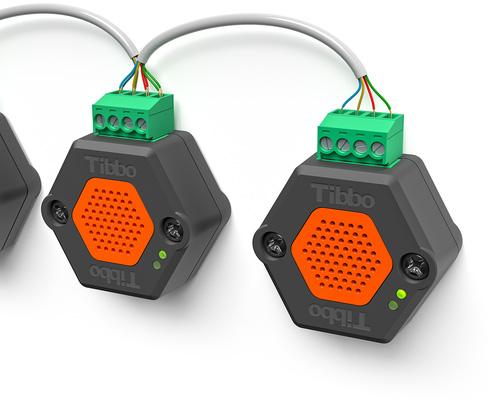 Senzori de temperatura si umiditate RS485