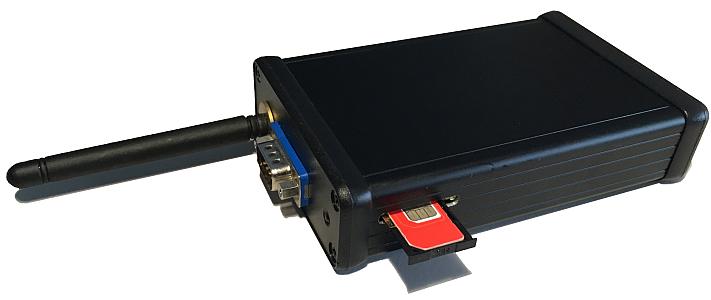 Sistem monitorizare temperatura de la distanta cu alarma email sau GSM